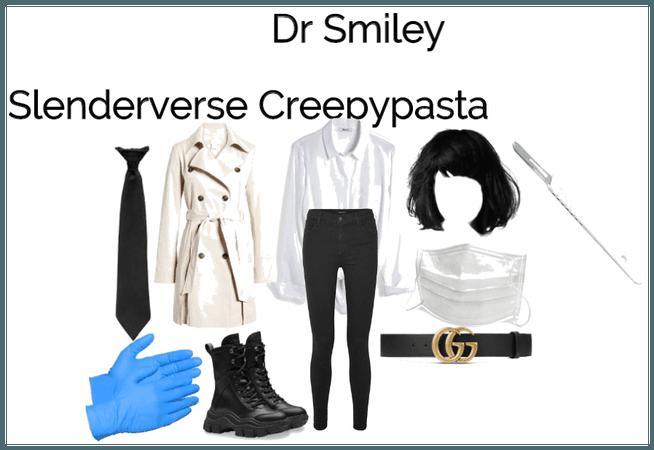 Dr Smiley (slenderverse Creepypasta)