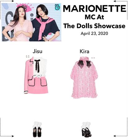 MARIONETTE (마리오네트) [MC-JISU & KIRA] The Dolls Showcase