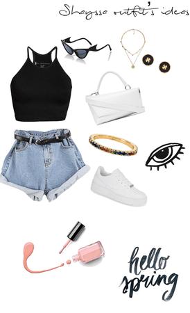 Shayssa outfit's ideas
