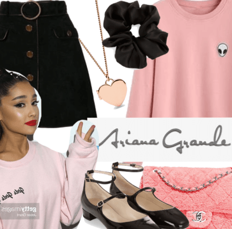 Ariana Grande- thank you @people