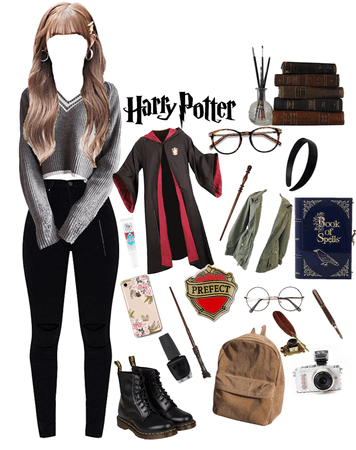 make a Harry Potter outfit comment if u did