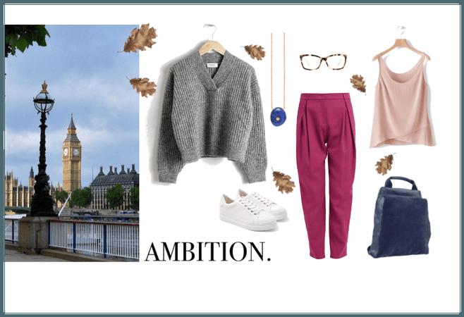 London City Style - Autumn Minimalism