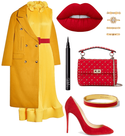 Red & Yellow