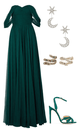 Emerald is my favorite color