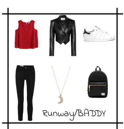 runway casual baddy style