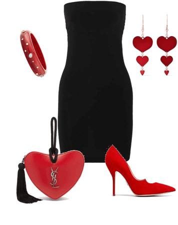 Lil black dress 1