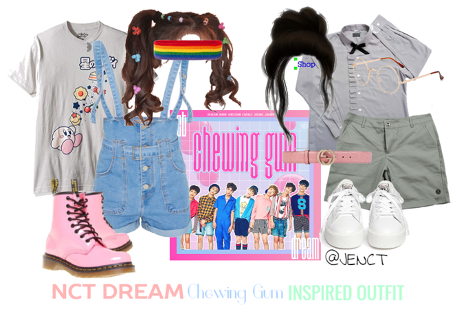 NCT DREAM - Chewing Gum Inspire Outfit