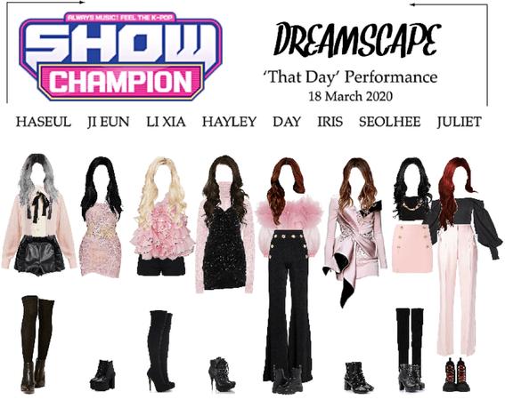 DREAMSCAPE [드림스게이프] Show Champion 200318
