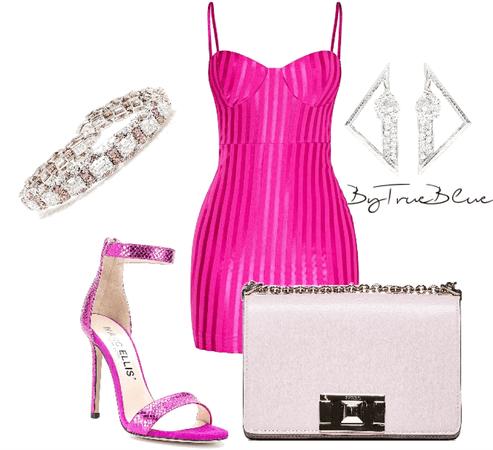 Mrs. Pink Panther