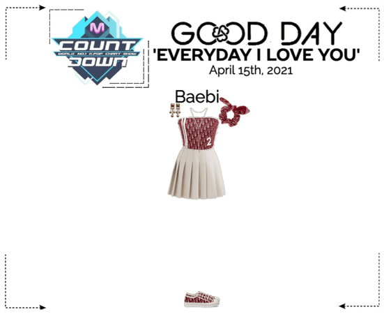 GOOD DAY (굿데이) [MCOUNTDOWN] 'Everyday I Love You'