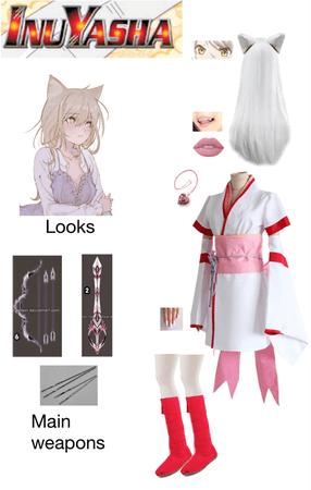 Inuyasha OC: Keiko