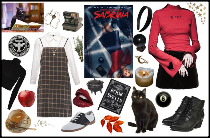 Sabrina Spellman Style Guide