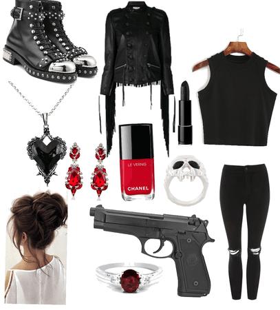 Raven Goth