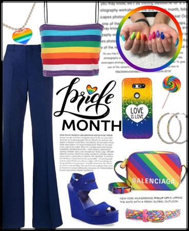 Rainbow: Love is love