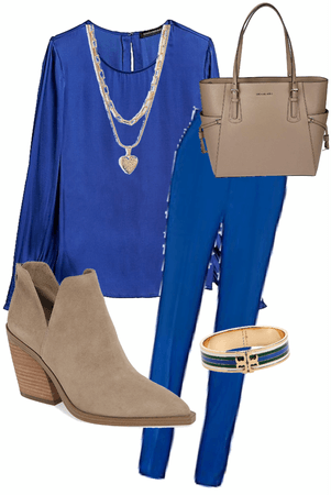 azul clásico