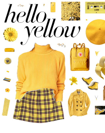 hello yellow.