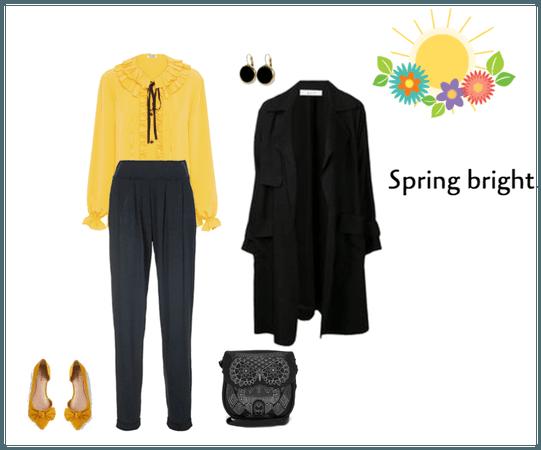 spring bright