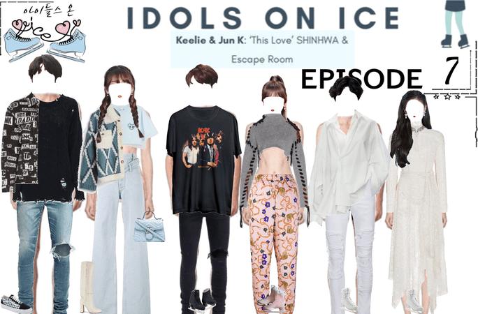 IDOLS ON ICE EPISODE 7 | KEELIE & JUN K