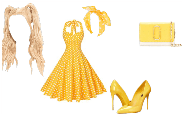 yes to yellow