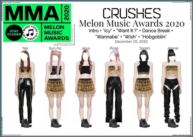 Crushes (호감) MelOn Music Award 2020