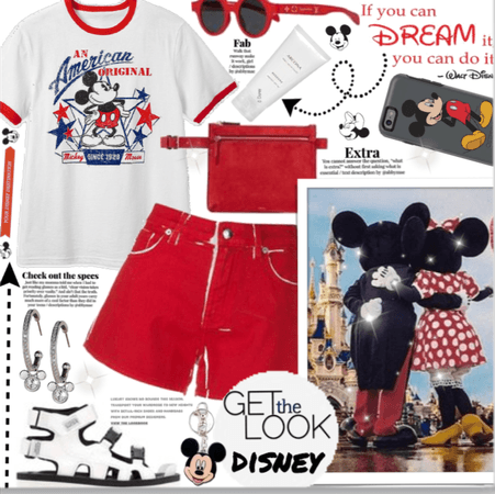 Get The Look: Disney Vacay Style