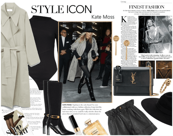 Kate Moss- Style Icon