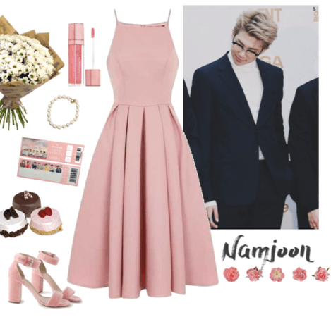 Dinner date with Namjoon