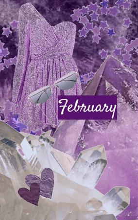 Pretty in Purple- Amethyst