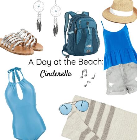 A Day at the Beach: Cinderella