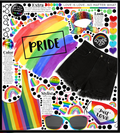 🏳️🌈🌈 show your pride 🌈🏳️🌈