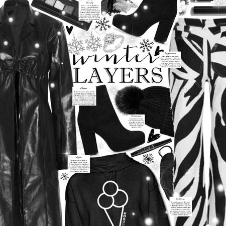 winter layers