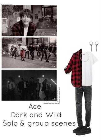 Dark and Wild- Ace