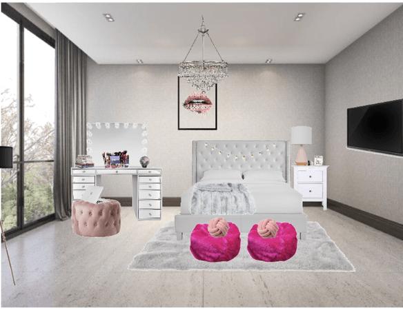 Pink room 💖💄💅
