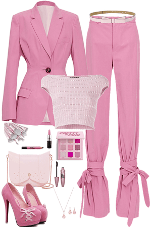 Perfectly Pink Personality