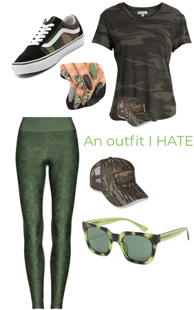 an outfit I hate