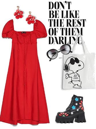Urban Red Riding Hood