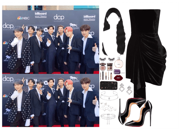 the 8th member: BBMA's