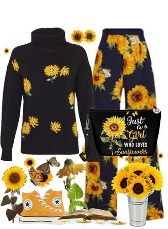 Sunflowers for Autumn!