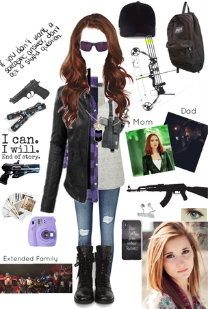 Skylar 'Sky' Barton, The Mockingjay