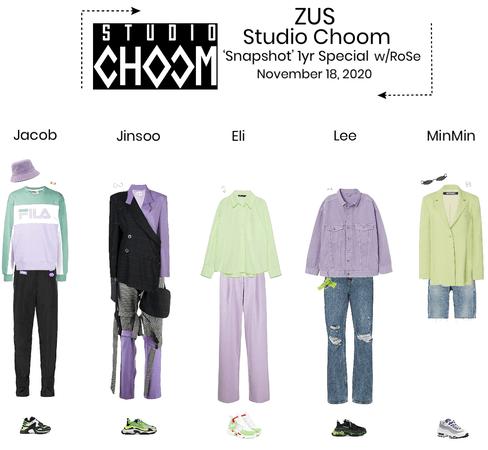 Zus// Studio Choom 'Snapshoot'