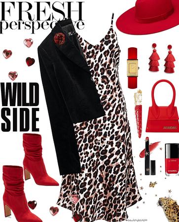Wild Side n Red