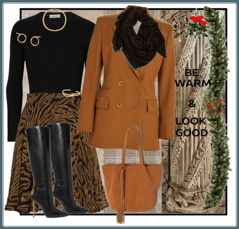 Be Warm/Look Good