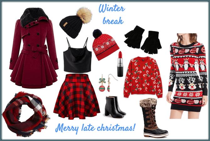 christmas-winter break