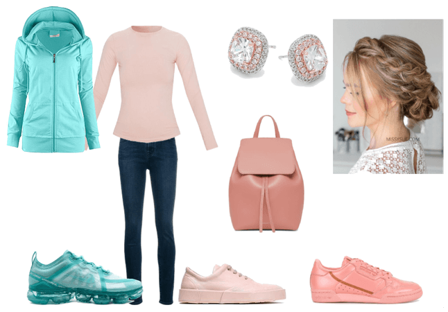 Step 10: casual Outfit For Capsule