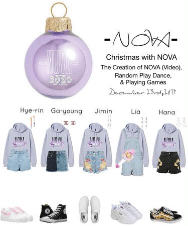 -NOVA- Christmas with NOVA