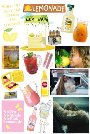 sweet lemonade 🍋 xox