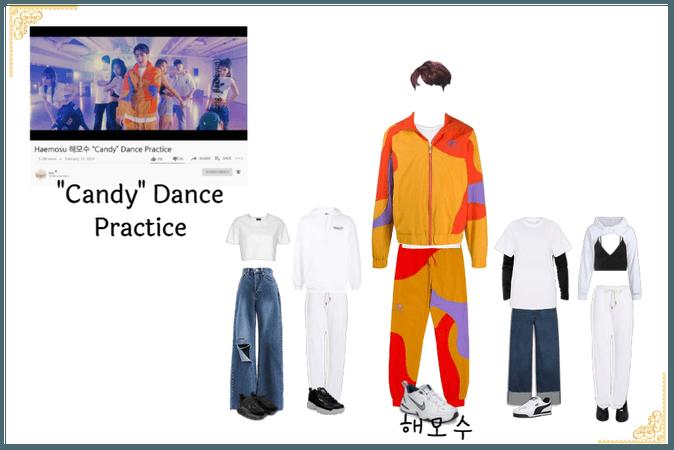 "Haemosu ""Candy"" Dance Practice"