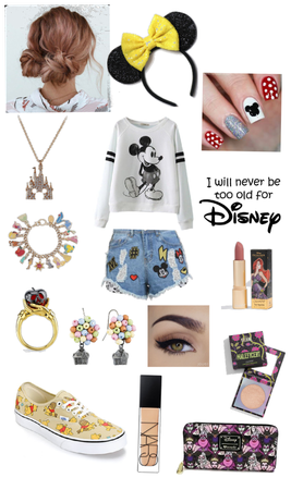 Outfit for trip to Disneyland