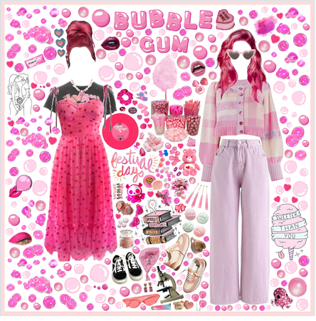 modern day princess bubblegum