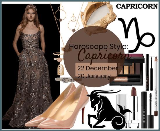 Horoscope Style: Capricorn